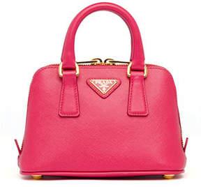 Prada Saffiano Mini Promenade Bag