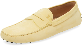 Tod's Men's Penny Driving Shoes