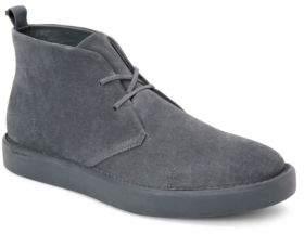 Calvin Klein Galway Leather Chukka Boots