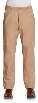 Billionaire Boys Club Flat-Front Cotton Trousers