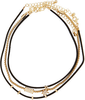 Fragments for Neiman Marcus Multimedia Chokers, Set of 3