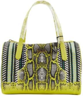 Just Cavalli Multicolour Cloth Handbag