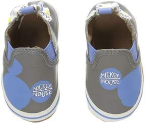 Robeez Disney Baby by Hey Mickey Soft Sole Boys Shoes