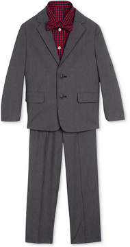 Nautica 4-Pc. Suit Jacket, Pants, Shirt & Bow Tie Set, Toddler Boys (2T-5T)