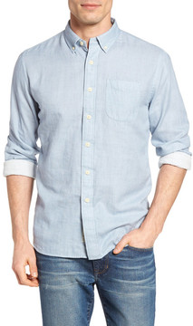 Grayers Jaspe Double Cloth Sport Shirt