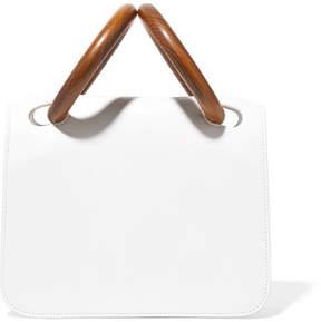Roksanda Neneh Leather Tote - White