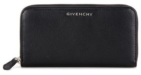 Givenchy Pandora Zip leather wallet