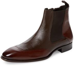Mezlan Men's Leather Chelsea Boot