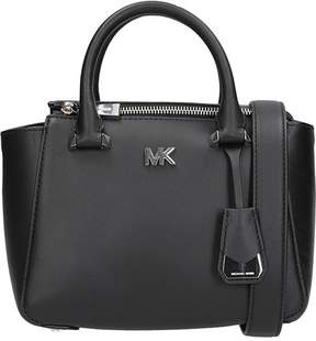 Michael Kors Nolita Mini Leather Crossbody - BLACK - STYLE