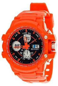 Everlast Analog and Digital Watch Red