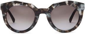 MCM Round Gradient Sunglasses