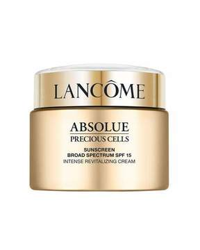 Lancome Absolue Precious Cells Sunscreen Broad Spectrum SPF 15 Intense Revitalizing Cream, 1.7 oz./ 50 mL