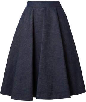 Calvin Klein Denim Skirt - Dark denim