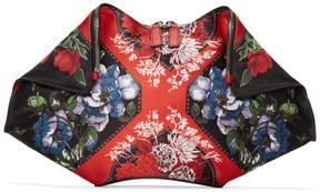 Alexander McQueen Multicolor Demanta Clutch