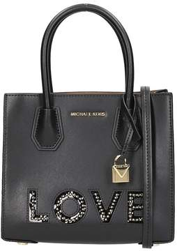 Michael Kors Mercer Medium Bag - BLACK - STYLE