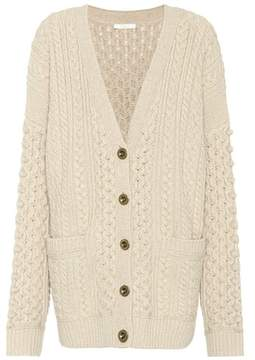 Chloé Exclusive to mytheresa.com – wool and cashmere cardigan