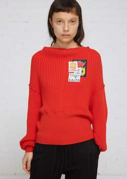 Aalto Knit Cropped Pullover