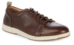 Tommy Bahama Classic Leather Sneakers