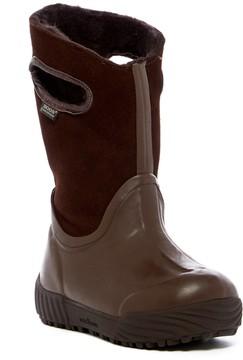 Bogs Prairie Solid Wool Lined Waterproof Boot (Toddler, Little Kid, & Big Kid)