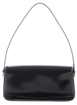 Etro Leather Shoulder Bag