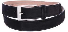 Gucci Suede Dress Belt
