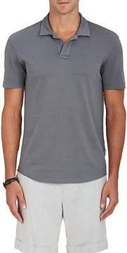 Orlebar Brown Men's Massey Slub Cotton Jersey Polo Shirt