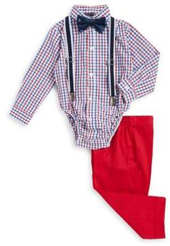 Nautica Baby Boy's Four Piece Set