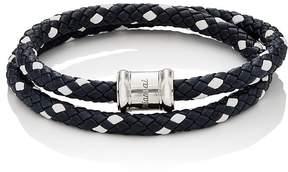 Miansai Men's Leather Wrap Bracelet
