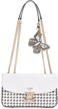 Guess Flutter Convertible Small Crossbody