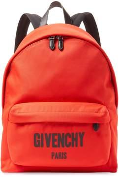 Givenchy Medium Logo Backpack