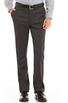 Daniel Cremieux Classic-Fit Flat Front Solid Dress Pants