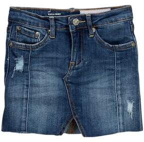 AG Jeans Kayla Mid Length Skirt (Toddler & Little Girls)