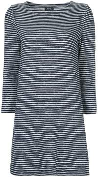 A.P.C. Merry striped dress