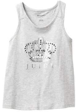 Juicy Couture Crown Tank (Big Girls)