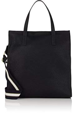 Barneys New York WOMEN'S TOP-ZIP LARGE TOTE BAG