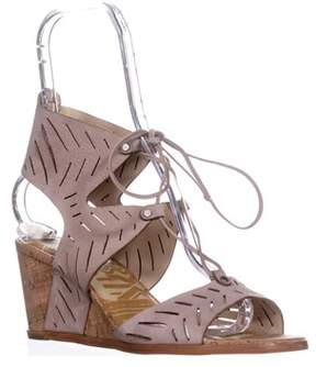 Dolce Vita Langly Wedge Sandals, Taupe.