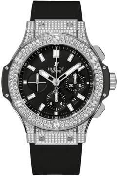 Hublot Big Bang 301.sx.1170.rx.1704 Stainless Steel & Diamonds 44mm Mens Watch