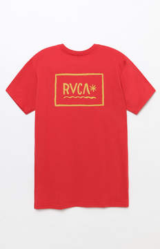 RVCA Squig T-Shirt