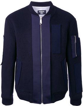 General Idea classic bomber jacket