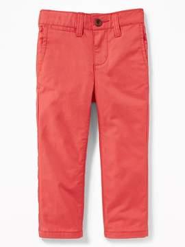 Old Navy Skinny Pop-Color Khakis for Toddler Boys