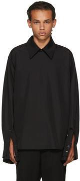 Ann Demeulemeester Black Byron Shirt