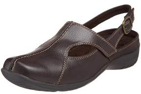 Easy Street Shoes Womens Sportster Closed Toe Slingback Clogs.