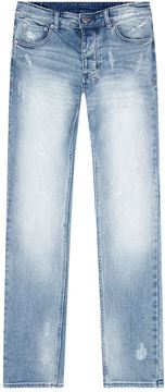 Ksubi Faded Slim-Fit Jeans