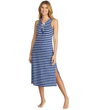 Cuddl Duds Women's Weekend Getaway Pajama Maxi Dress