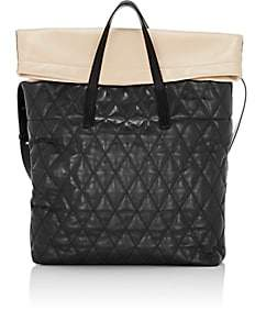 Givenchy Women's Jaw Large Leather Tote Bag-Black
