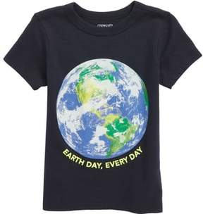 J.Crew crewcuts by Earth Day Graphic T-Shirt