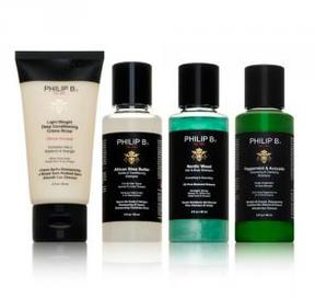 Philip B Travel Kit With Classic Conditioner