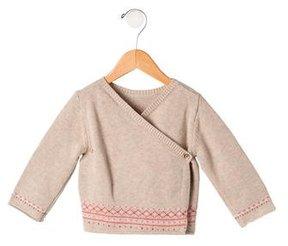 Petit Bateau Girls' Fair Isle Sweater w/ Tags