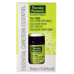Tea Tree Solutions for Nails by Thursday Plantation (10ml)