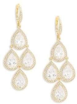Adriana Orsini Crystal Chandelier Earrings